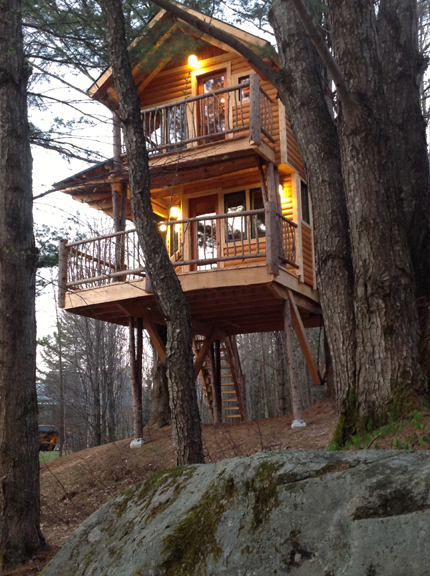 Treehouse Archives