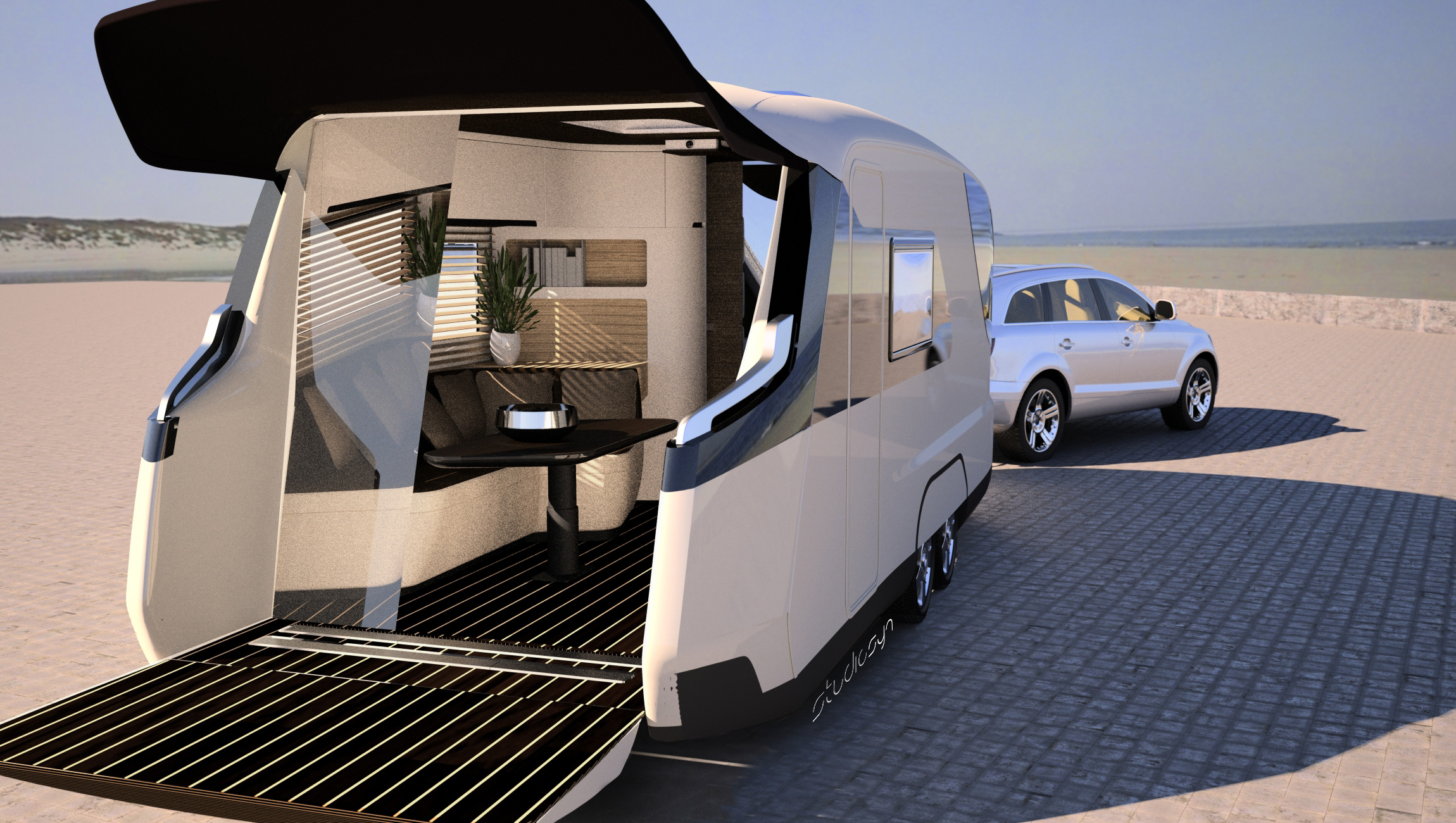 Travel Trailers Manufacturers Usa