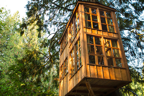 Glamping News Treehouses For Adults