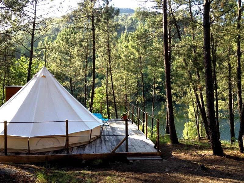 lima escape tents