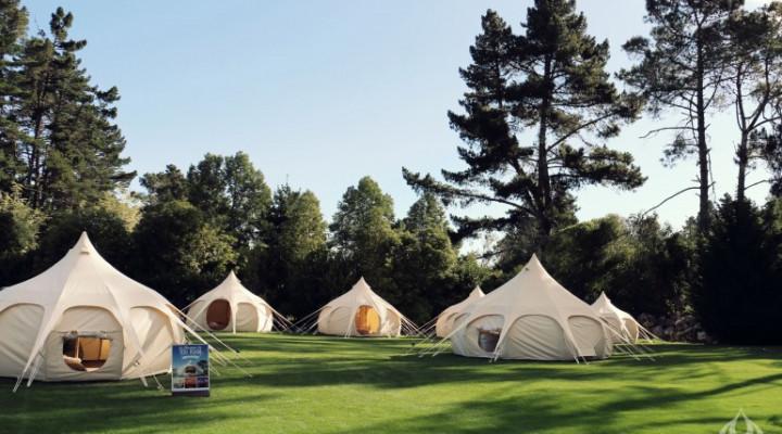 & Lotus Bella Glamping Tents - Glamping.com