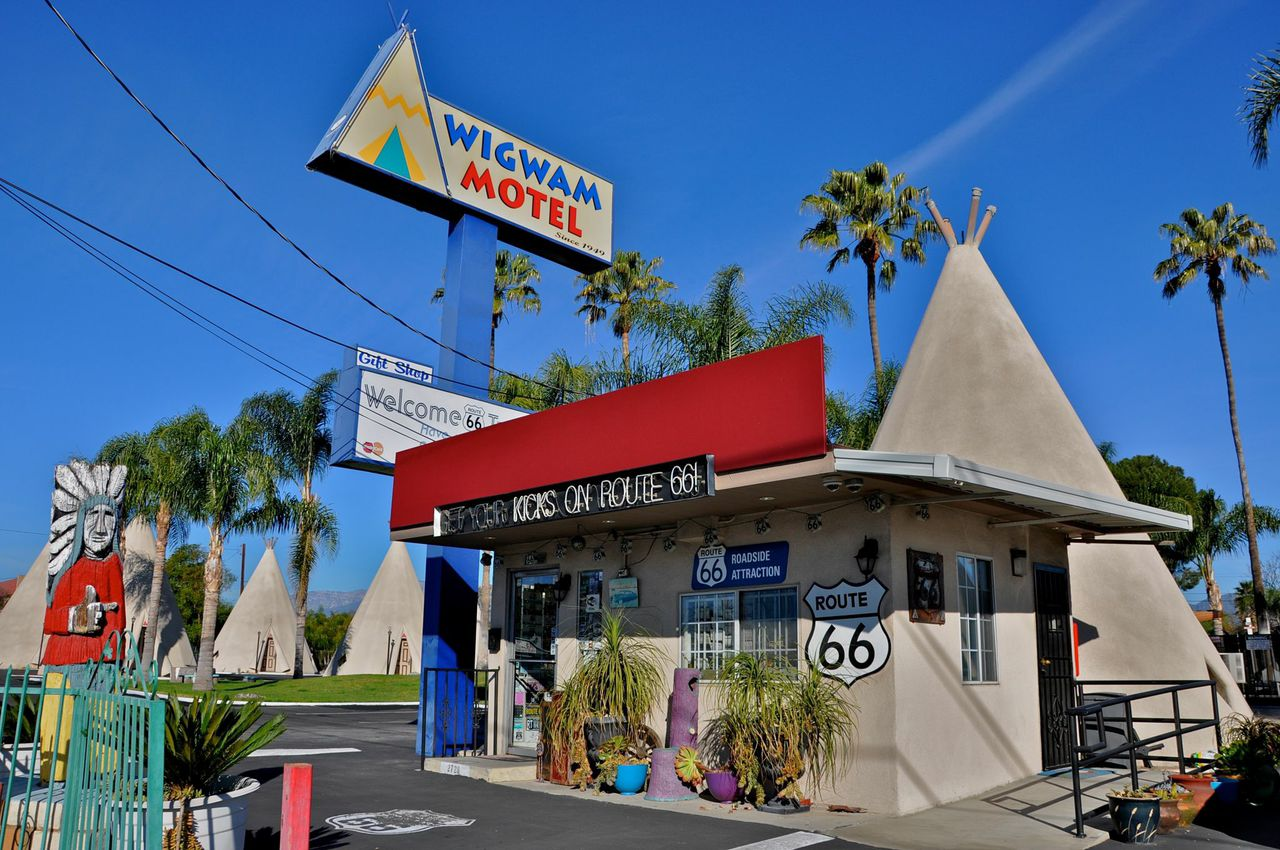 Motel  North San Bernardino