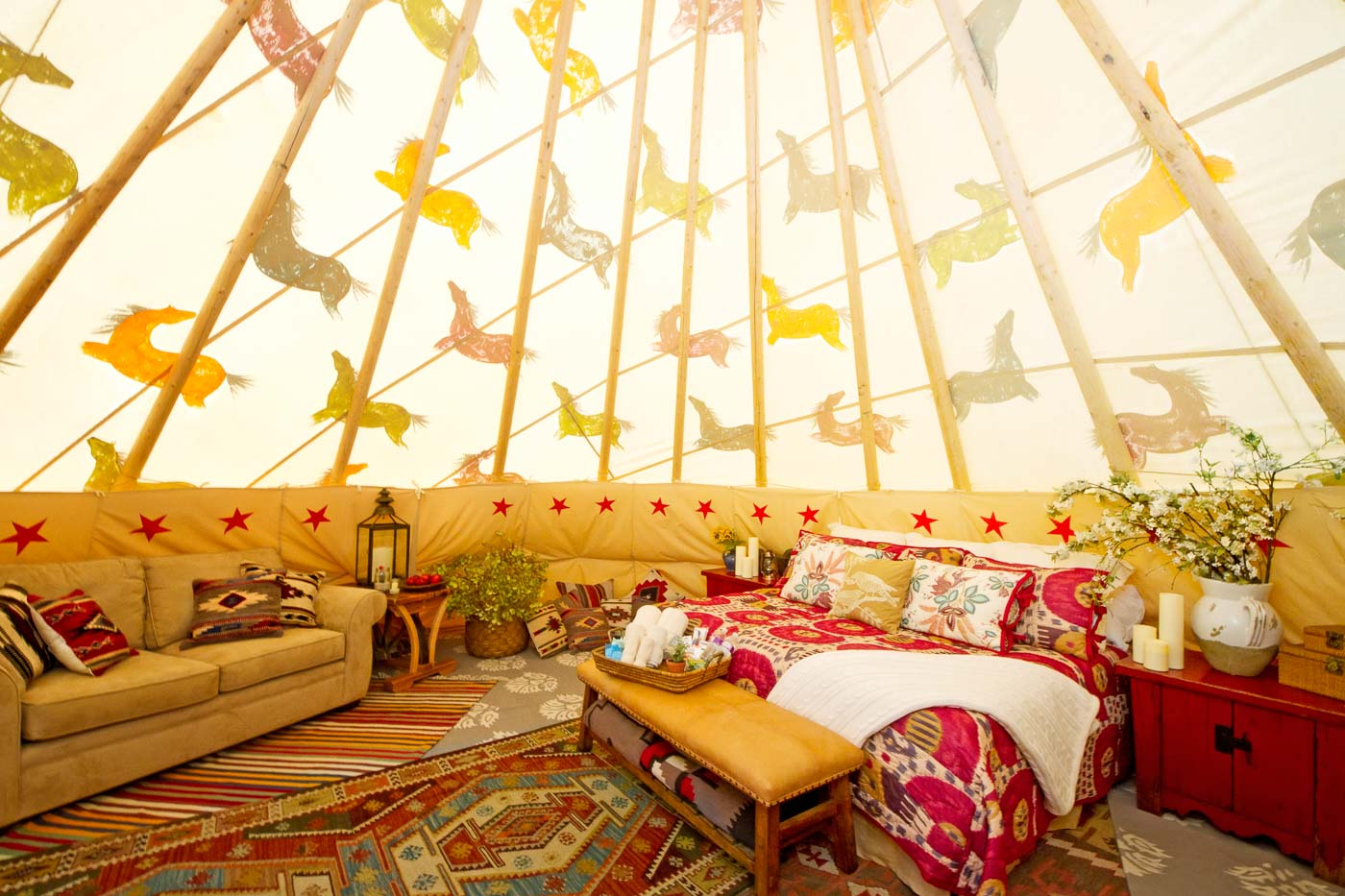 Tipis for the Modern Day Stay | Glamping.com